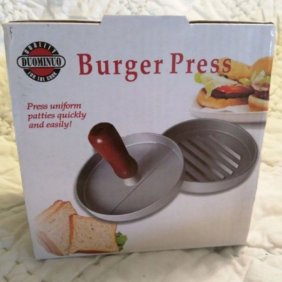 Other - Burger Press NEW